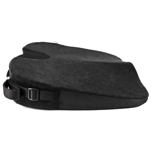 Подушка TRELAX ортопедическая для сиденья Spectra Seat П17 40 х 44 см черный