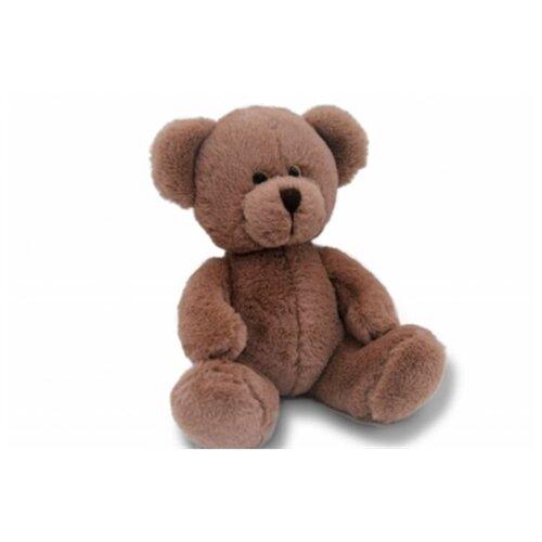 Мягкая игрушка UNAKY Soft toy Мишка Аха Шоколад, 24 см
