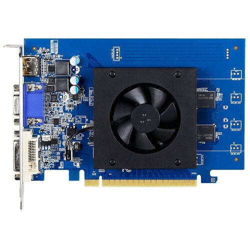 Видеокарта GIGABYTE GeForce GT 710 (GV-N710D5-1GI) Retail