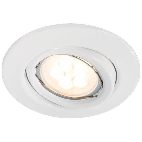 Фото - Встраиваемый светильник Paulmann 92029 3 шт. встраиваемый светильник paulmann 92521 3 шт
