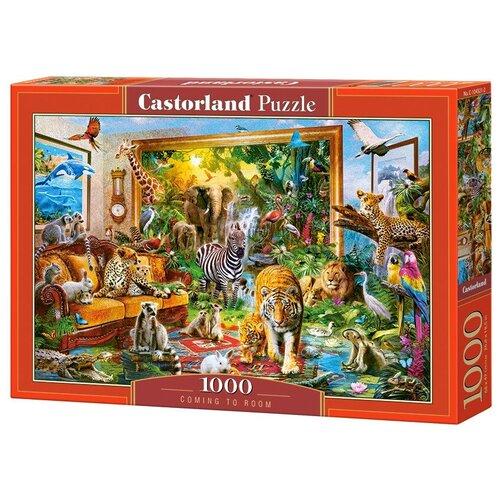 Пазл Castorland Ожившая картина (C-104321), 1000 дет., Пазлы  - купить со скидкой