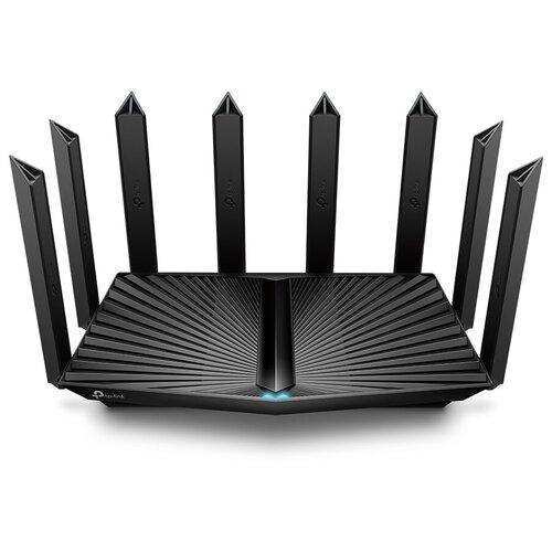 Wi-Fi роутер TP-LINK Archer AX90, черный роутер wi fi tp link archer mr400 черный