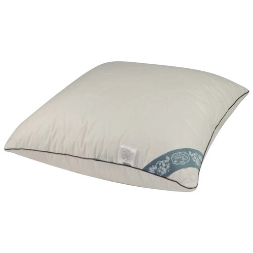 Подушка Cleo Lana camel 70 х 70 см белый подушка cleo подушка детская 037 экофайбер 50 70 см