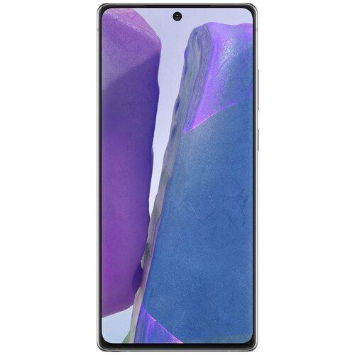 Смартфон Samsung Galaxy Note 20 8/256GB, графит смартфон samsung galaxy note 10 8 256gb aura glow аура