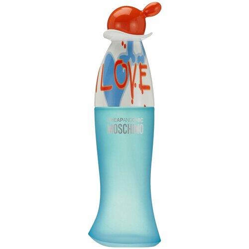 Купить Туалетная вода MOSCHINO Cheap&Chic I Love Love, 100 мл