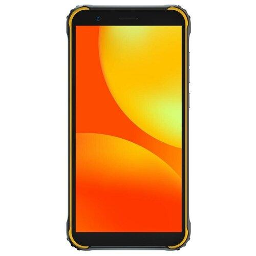 Смартфон Blackview BV4900, черный/желтый смартфон blackview bv4900 черный оранжевый