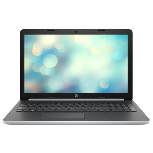 Фото - Ноутбук HP 15-da2027ur (Intel Core i3 10110U 2100MHz/15.6/1920x1080/8GB/1000GB HDD/Intel UHD Graphics/DOS) 2L2Z8EA, серебристый/пепельно-серебристый hp 15 dw3005ur серебристый