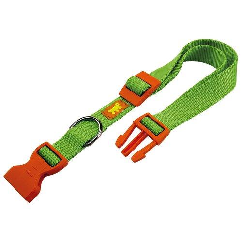 Ошейник Ferplast Club Colours (C15/44) 30-44 см зеленый