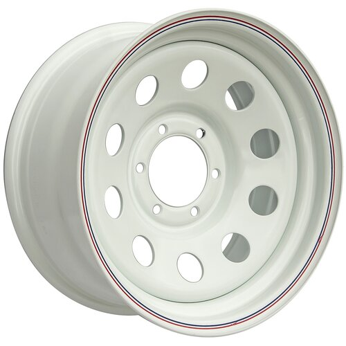 Фото - Колесный диск OFF-ROAD Wheels 1680-61466WH-0 8х16/6х114.3 D66 ET0 колесный диск legeartis ns54 6 5x17 5x114 3 d66 1 et45 mb