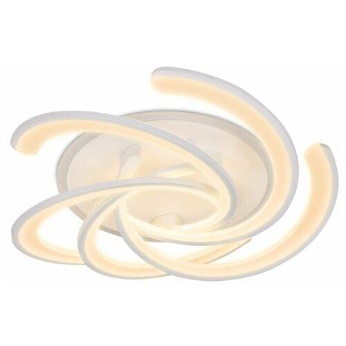 Светильник светодиодный Ambrella light Original FA505/5 WH, LED, 180 Вт светильник светодиодный ambrella light original fa856 6 wh led 126 вт