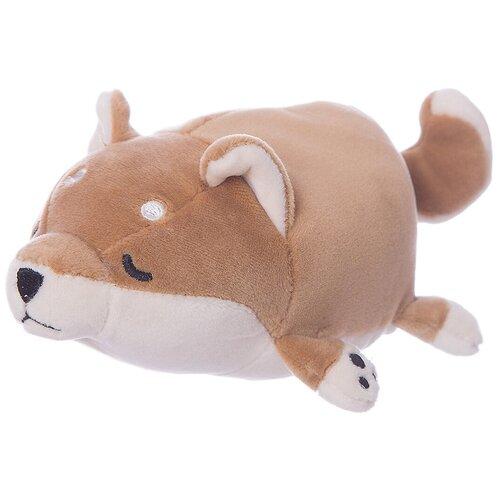Мягкая игрушка Yangzhou Kingstone Toys Собачка коричневая 6 см