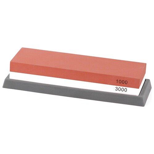 Фото - КАМЕНЬ точильный комбинированный 1000/3000 Premium Luxstahl[T0852W] камень точильный 3000 183x63x20