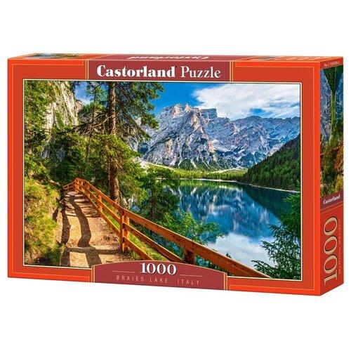 Купить Пазл Castorland Braies lake (C-104109), 1000 дет., Пазлы