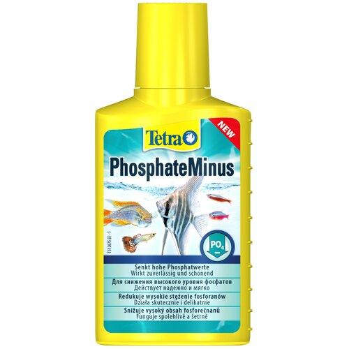 Фото - Tetra PhosphateMinus средство для профилактики и очищения аквариумной воды, 100 мл кондиционер для аквариумной воды aquacons антихлор 50 мл