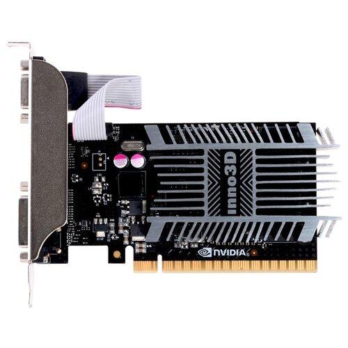 Видеокарта INNO3D GeForce GT 710 2GB DDR3 LP (N710-1SDV-E3BX) Retail