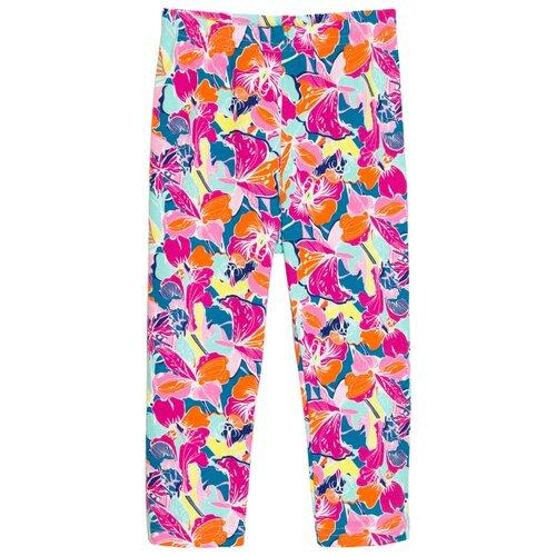 101163 Бриджи для девочки розовый, размер 92-52_Let's Go
