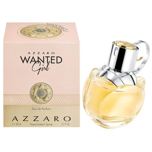Фото - Парфюмерная вода Azzaro Wanted Girl, 80 мл wanted парфюмерная вода 30мл