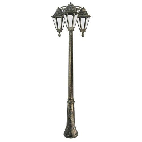 Fumagalli Уличный светильник Ricu Bisso/Rut E26.157.S30.BXF1RDN, E27, 18 Вт, цвет арматуры: бронзовый fumagalli уличный светильник rut e26 156 s30 wxf1rdn