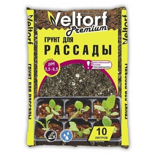 Фото - Грунт Veltorf Premium для рассады 10 л. грунт veltorf premium для томатов и перцев 10 л