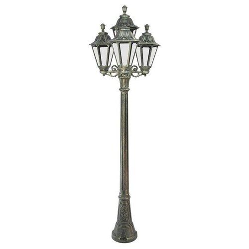 Фото - Fumagalli Уличный светильник Rut E26.158.S31.BXF1R, E27, 24 Вт, цвет арматуры: бронзовый fumagalli наземный светильник rut e26 111 000 bxf1r