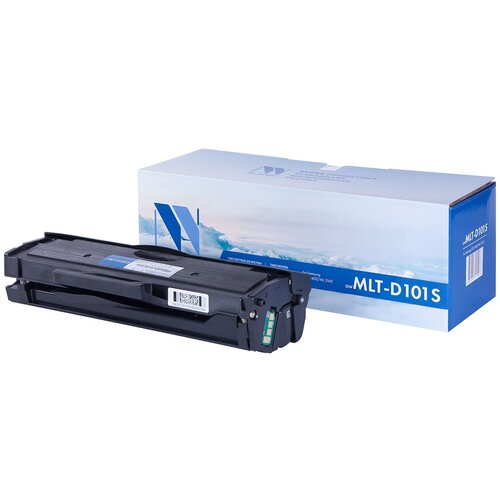 Фото - Картридж NV Print MLT-D101S для Samsung, совместимый nv print nv mlt d203u для samsung proxpress m4020nd m4070fr 15000k