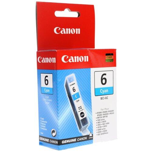 Картридж Canon BCI-6C (4706A002)