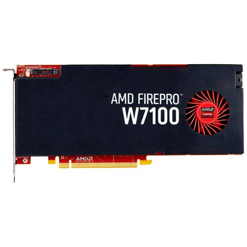 Видеокарта AMD FirePro W7100 8GB (100-505975), Retail