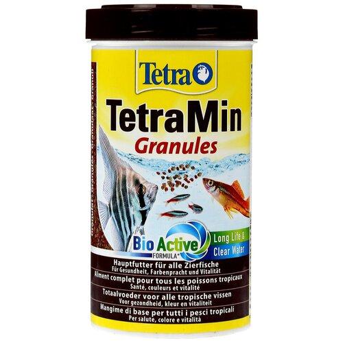 Фото - Сухой корм для рыб Tetra TetraMin Granules, 200 г сухой корм для рыб tetra tetramin granules 200 г