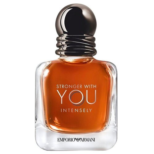 Фото - Парфюмерная вода ARMANI Stronger with You Intensely, 30 мл парфюмерная вода giorgio armani stronger with you intensely 50 мл