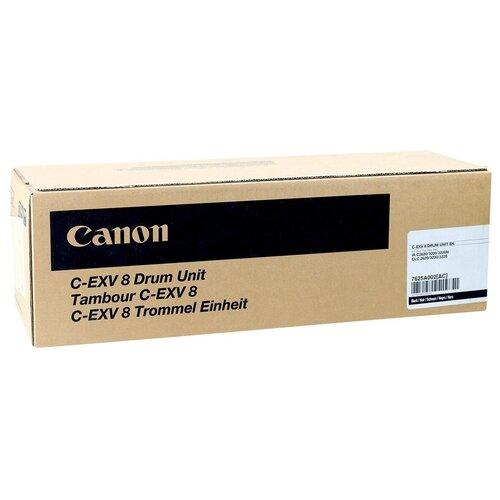 Фото - Фотобарабан Canon C-EXV 8BK (7625A002) фотобарабан canon c exv 3 6648a003