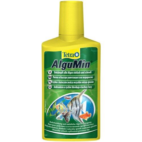 Фото - Tetra AlguMin средство для борьбы с водорослями, 250 мл tetra pond algofin средство для борьбы с водорослями в водоемах 1 л
