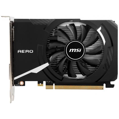 Видеокарта MSI GeForce GT 1030 AERO ITX 2GD4 OC, Retail