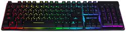 Игровая клавиатура Red Square Tesla RGB Black USB