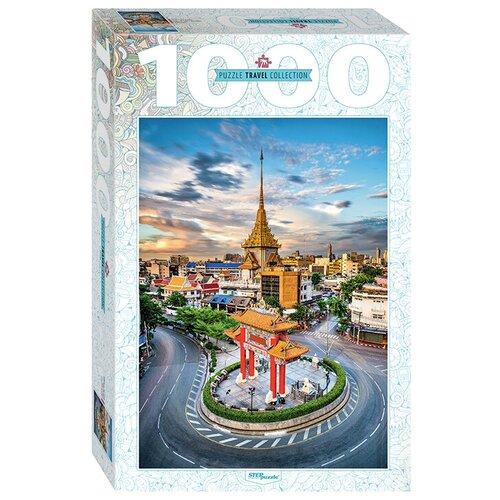 Пазл Step puzzle Travel Collection Тайланд Бангкок Чайна-таун (79148), 1000 дет.