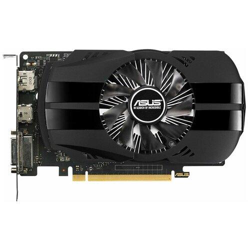 Видеокарта ASUS Phoenix GeForce GTX 1050 Ti 4GB (PH-GTX1050TI-4G), Retail