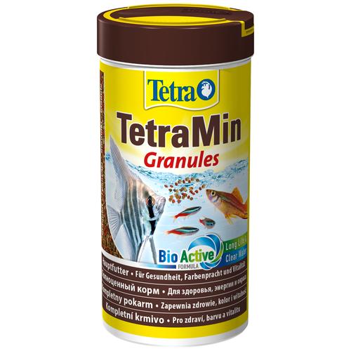 Фото - Сухой корм для рыб Tetra TetraMin Granules, 100 г сухой корм для рыб tetra tetramin granules 200 г