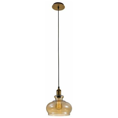 Светильник Crystal Lux Sonnette SP1 Amber, E27, 60 Вт недорого
