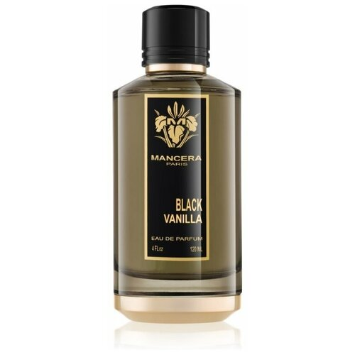 Парфюмерная вода Mancera Black Vanilla, 120 мл