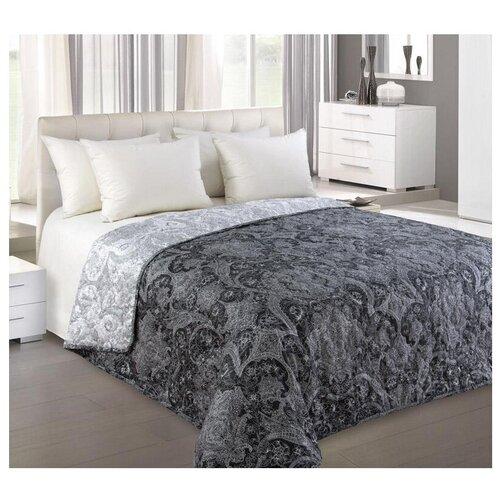 Фото - Покрывало Текс-Дизайн Бельканто 10 200x210 см, черный покрывало текс дизайн шанталь 140х210 см голубой