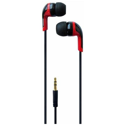 Наушники Code HPS602, black/red