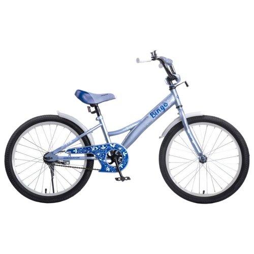 детский велосипед navigator bingo вн12158 белый с рисунком требует финальной сборки Подростковый городской велосипед Navigator Bingo (ВН20189) голубой (требует финальной сборки)