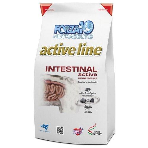 Сухой корм для собак Forza10 при болезнях ЖКТ 10 кг