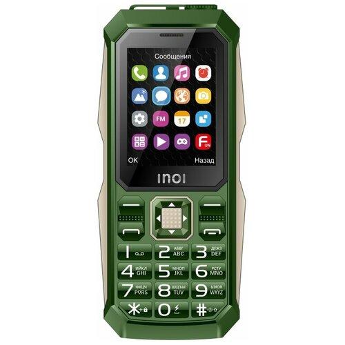 Телефон INOI 246Z хаки