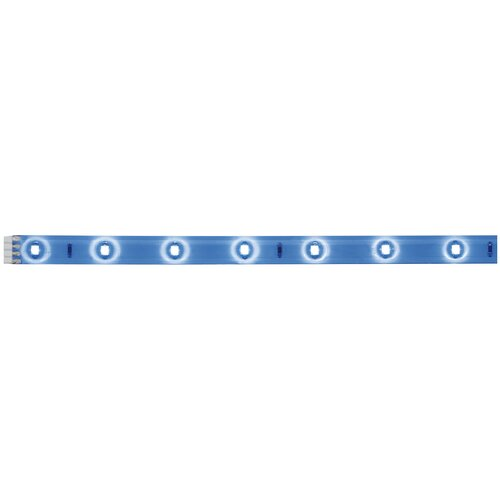 Светодиодная лента Paulmann LED Stripe, 3.12W 12V DC, синяя, 0.97 м