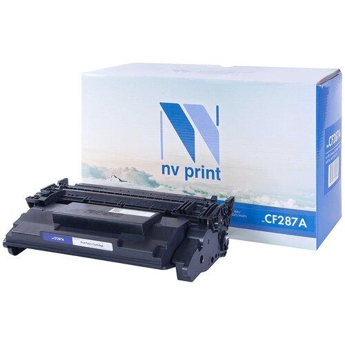 Картридж NV Print CF287A для HP, совместимый