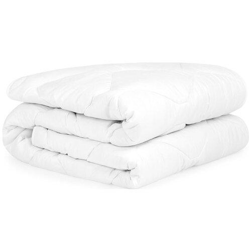 Одеяло Daily by T Эвкалипт, всесезонное, 175 x 200 см (белый)