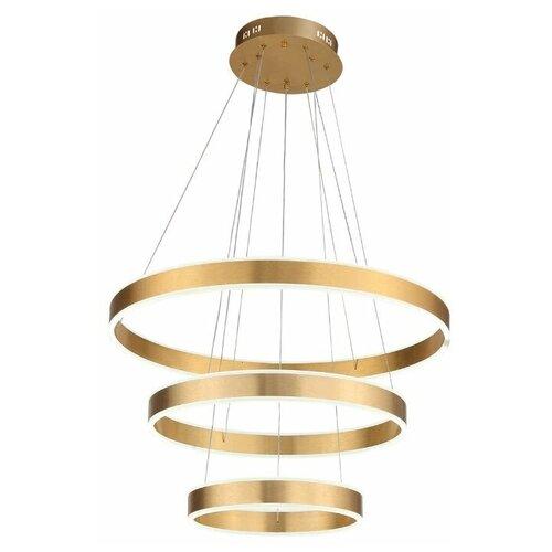 Люстра светодиодная ST Luce Onze SL944.203.03, LED, 113 Вт люстра светодиодная st luce piazza sl945 403 03 led 137 вт