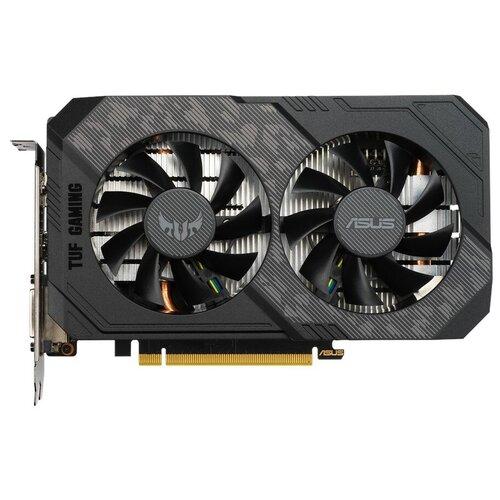 Видеокарта ASUS TUF Gaming GeForce GTX 1660 SUPER OC 6GB (TUF-GTX1660S-O6G-GAMING), Retail