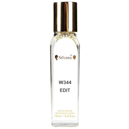 Парфюмерная вода Silvana W344 Edit, 18 мл парфюмерная вода silvana w394 especially 18 мл