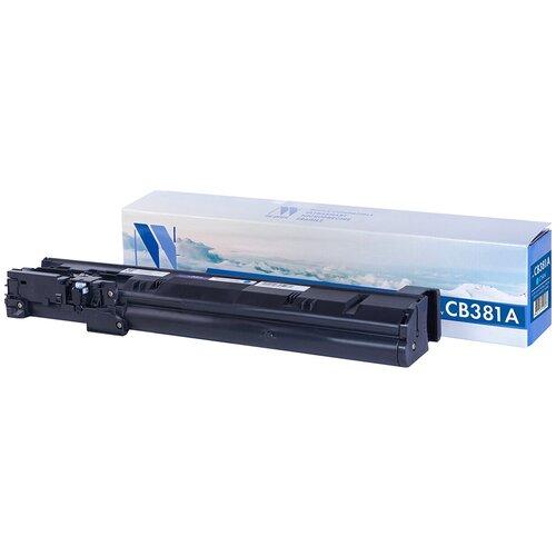 Фото - Картридж NV Print CB381A для HP, совместимый картридж nv print kx fat410a для panasonic совместимый